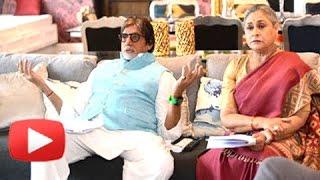 WATCH! Inside Amitabh Bachchan