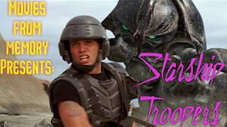 Download STARSHIP TROOPERS - Movies From Memory Video