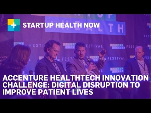 HealthTech Innovation Challenge: Digital Disruption to Improve Patient Lives: NOW #112