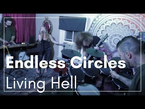 Endless Circles- Living Hell (Live With Hodgepodge)