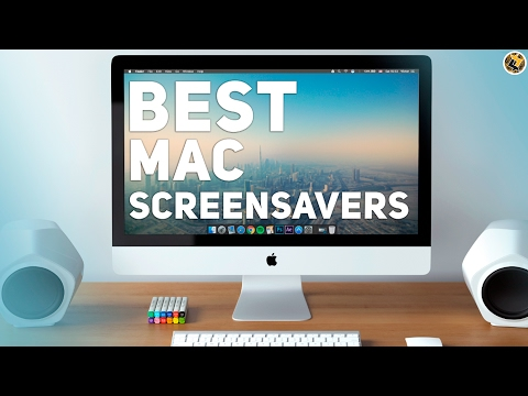 Best Landscape Screensavers for Mac - Aerial from AppleTV