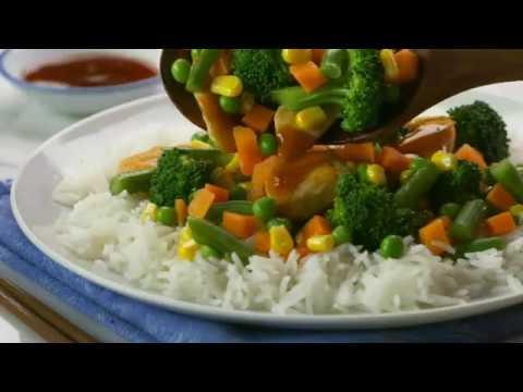 PICS Frozen Fruit and Vegetables