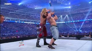 John Cena vs. Big Show vs. Edge: WrestleMania XXV
