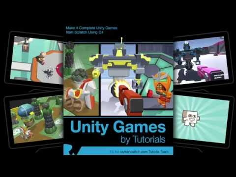 Unity Games by Tutorials - Early Access Trailer 1