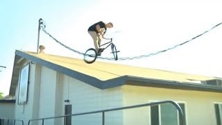 BMX - Stevie Churchill for OSS BMX