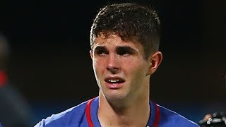 Christian Pulisic Crying and Fixing US Soccer
