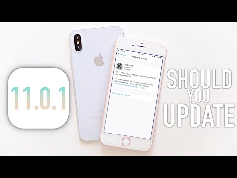 iOS 11.0.1 Released: Should You Update?