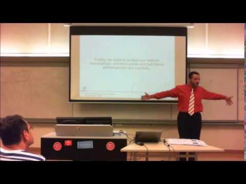 Critical Decision Making: Framing