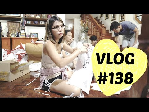 VLOG#138: Walang Tulugan Bago Mag-Birthday   Anna Cay ♥
