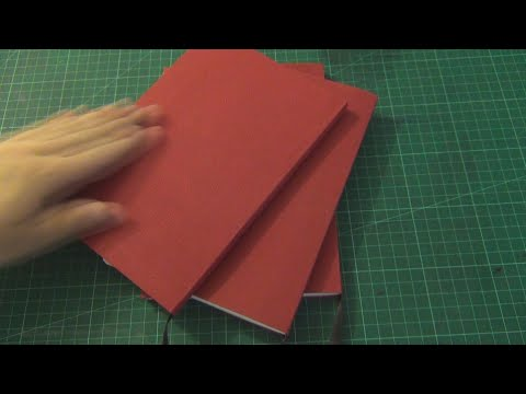Simple Book Binding