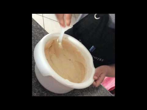 Peppermint Crisp Tart Cooking Oral
