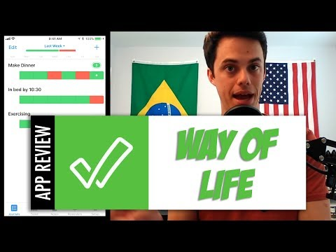 Way of Life - The ultimate habit forming app