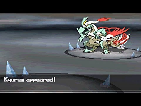 Pokémon White 2 - White Kyurem [HD]
