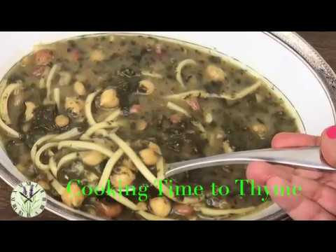 Rich Source of Protein and Fiber Soup Vegeterian and Vegan Recipe