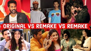 Original Vs Remake Vs Remake  - Which Song Do You Like the Most? - Bollywood Remake Songs 2018