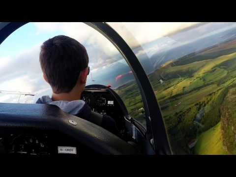 Ireland's youngest pilot
