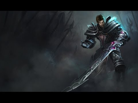 Free skins league of legends 2014 (Garen, Tristana, Alistar and Ashe) League Of Legends