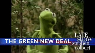 It's Not Easy Being The Green New Deal
