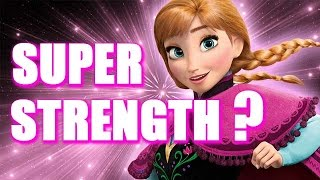 Does Anna Have Powers Too?? And MORE Disney Fan Theories! | Frozen, Tangled, Beauty and The Beast