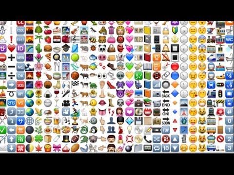 99.1 Fresh Radio- The Emoji's You'll Never Use