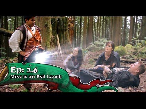Standard Action Season 2 - Episode 2.6: Mine is an Evil Laugh