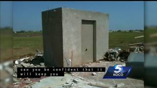 Is your above-ground storm shelter built properly?