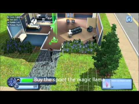 Sims 3 - The Motherload cheat on Xbox 360
