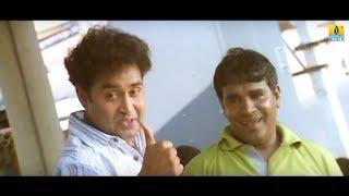Sharan & Friends   Deady Body In Suitcase - Comedy Scene - Jhankar Music