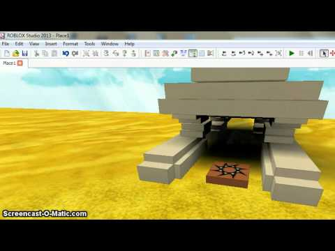 How To Change Spawn Names - ROBLOX WORKING! - 2013
