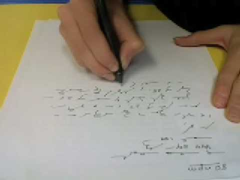 Handywrite Shorthand Dictation at 80 WPM