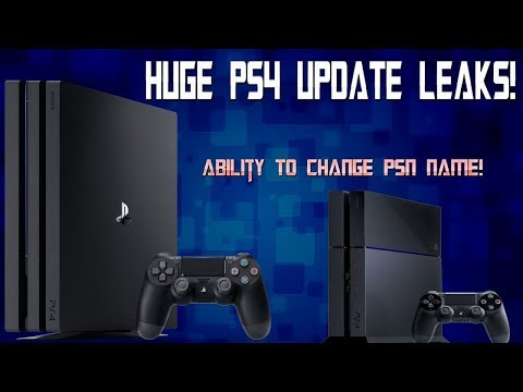PlayStation update 5.2 CHANGE PSN NAME😱😱