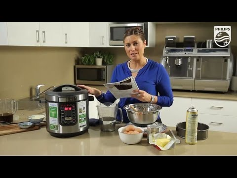 All-in-One Cooker - Cake steaming | Philips | HD2137