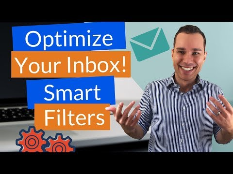 Gmail Filters & Rules: How to Optimize Your Inbox in 5 Minutes A Day