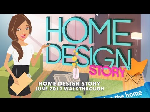 Home Design Story Walkthrough June 2017