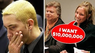 5 Times Eminem Got Sued