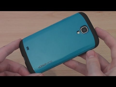 Spigen SGP Slim Armor Samsung Galaxy S4 Case Review