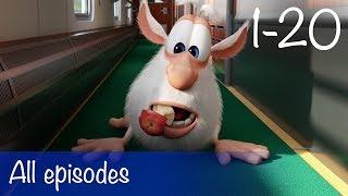 Download Booba - Compilation of All 20 episodes + Bonus - Cartoon for kids Video
