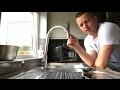 Franke Tap Stiff, Leaking Neck Stem Repair