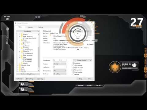 How to make your pc like shield agent