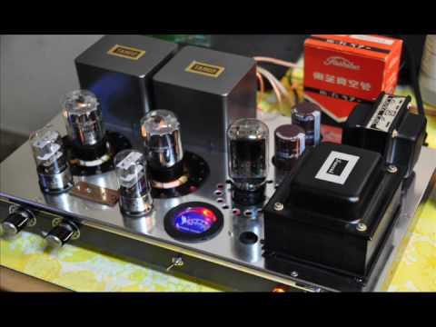 6L6GC Hi-Fi SE Vacuum Tube Stereo Amplifier