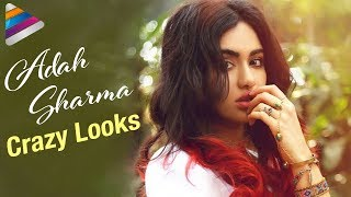 Adah Sharma Naughty Photoshoot | Tollywood Actress Latest Pics | Photos | Telugu Filmnagar