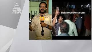 Download CPM workers blocked Shanimol Usman at Kayakulam polling booth Video