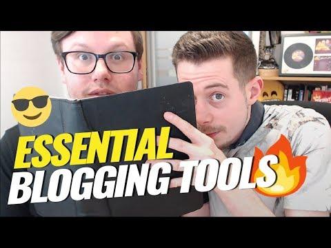 Blogging Tools to Make Blogging Easier