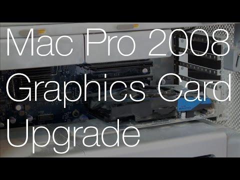 Mac Pro Graphics Card Upgrade: GT640 & 2600 XT | IMNC