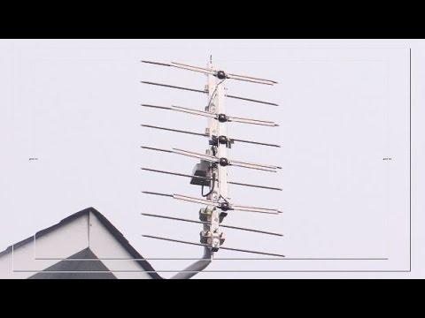 Free HD channels in Ottawa - ATSC antenna installation