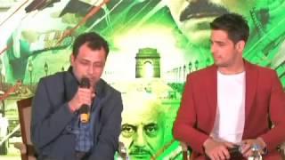 'Aiyaary' Promotion | Neeraj Pandey, Sidharth Malhotra |Press Conference