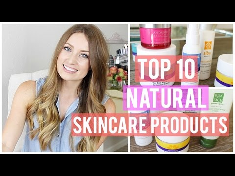 Top 10 Natural Skincare Products | Kendra Atkins