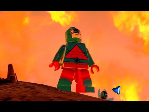 LEGO Batman 3: Beyond Gotham - The Atom Gameplay and Unlock Location