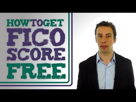 How To Get Your FICO Credit Score for Free | Family Credit Repair