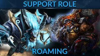 How to gank SUPER WELL as a roaming support in Patch 7.07c